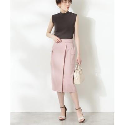 フラップポケットタイトスカート《S Size Line》