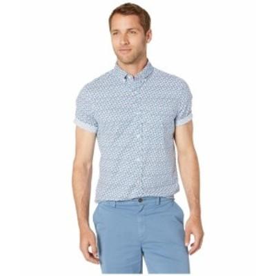 Vineyard Vines ヴィニヤードヴァインズ 服 一般 Mini Floral Short Sleeve Classic Murray Shirt