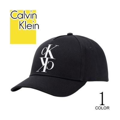 カルバンクライン Calvin Klein キャップ スナップキャップ 帽子 J ミラー CK ウィズ フロック メンズ レディース ブランド 黒 ブラック
