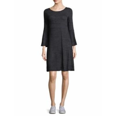 スリー ドッツ レディース ワンピース Jersey Flutter Dress