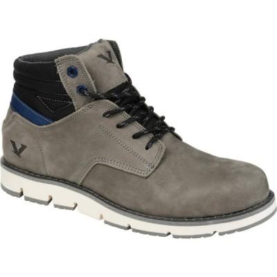 テリトリー Territory Boots メンズ ブーツ ショートブーツ シューズ・靴 Bridger Ankle Boot Grey