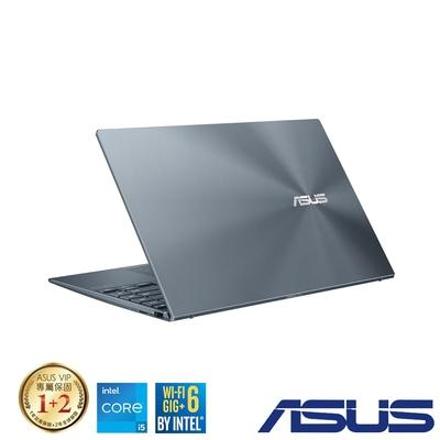 ASUS UX425EA 14吋筆電 (i5-1135G7/16G/512G SSD/ZenBook 14/綠松灰)