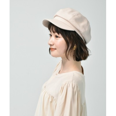 RETRO GIRL / コットンキャスケット WOMEN 帽子 > キャスケット