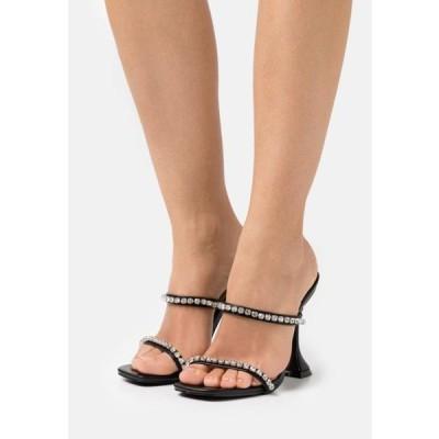 ビーノ レディース 靴 シューズ MAHIRA - Heeled mules - black