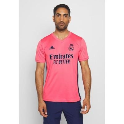 アディダス メンズ スポーツ用品 REAL MADRID SPORTS FOOTBALL - Club wear - pink