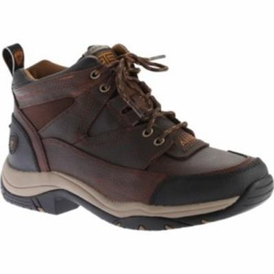 アリアト レインシューズ・長靴 Terrain Brown Oiled Rowdy Full Grain Leather/Cordura