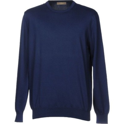 クルチアーニ CRUCIANI メンズ ニット・セーター トップス sweater Dark blue
