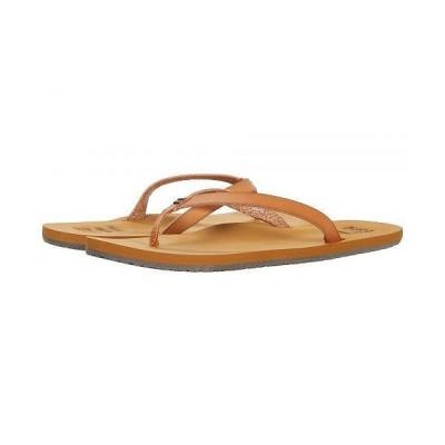 Billabong ビラボン レディース 女性用 シューズ 靴 サンダル Shore Breakerz - Tan