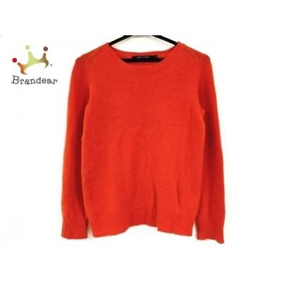 ソフィードール SOFIE D'HOORE 長袖セーター サイズ36 S レディース - オレンジ クルーネック 新着 20201229