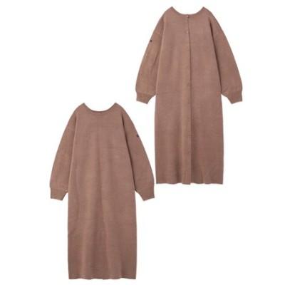 2WAY KNIT DRESS