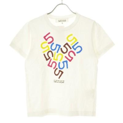 COMME des GARCONS corso-como / コムデギャルソン コルソコモ AD2006 ロゴプリント 半袖Tシャツ