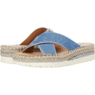 ホワイトマウンテン White Mountain レディース サンダル・ミュール シューズ・靴 Kimberly Light Blue