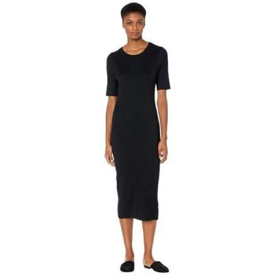 ジェイクルー レディース ワンピース トップス Rib Knit Short Sleeve Midi Dress