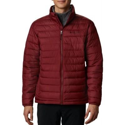 コロンビア Columbia メンズ ジャケット アウター Powder Lite Insulated Jacket Red Jasper