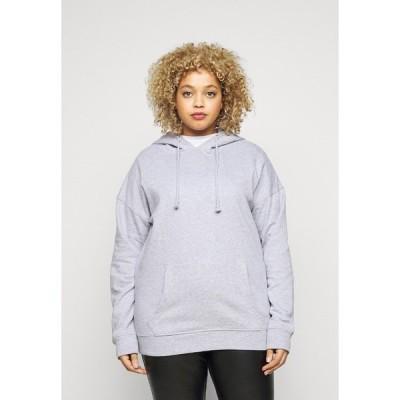 ミスガイデッド パーカー・スウェットシャツ レディース アウター BASIC HOODIE - Sweatshirt - grey