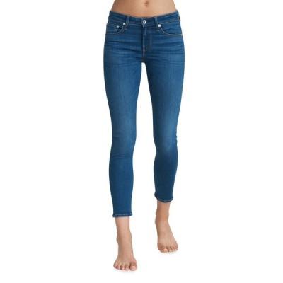 ラグアンドボーン レディース デニムパンツ ボトムス Cate Mid-Rise Ankle Skinny Jeans