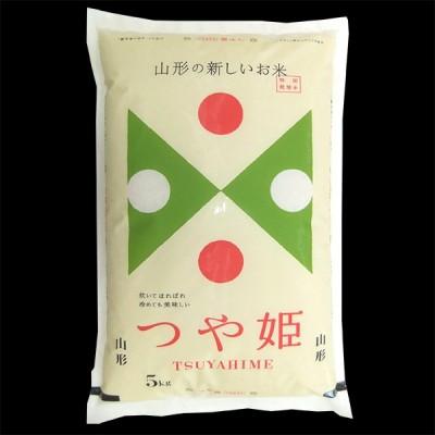 山形県産つや姫5kg 米類