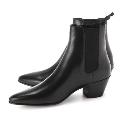 セリーヌ CELINE ブーツ CELINE JACNO CHELSEA BOOT 大きいサイズあり ブラック メンズ 33336-3174c-38no