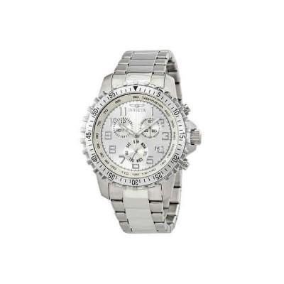 腕時計 インヴィクタ メンズ Invicta Specialty Chronograph Silver Dial Men's Watch 6620