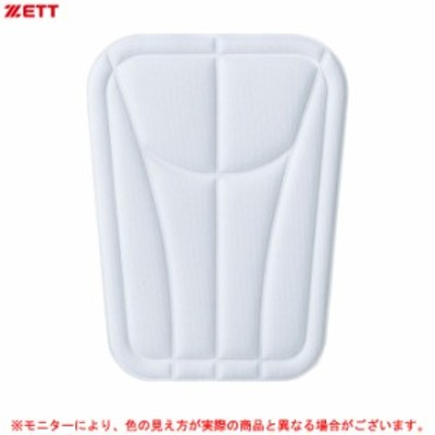 ZETT(ゼット)衝撃吸収圧着 メカパッド(膝用)(PA110K)野球 ベースボール ソフトボール スライディングパッド アイロン圧着 一般用