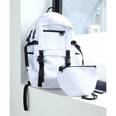 リュック 【WEB限定アイテム】BAG付き10ポケリュック 850521