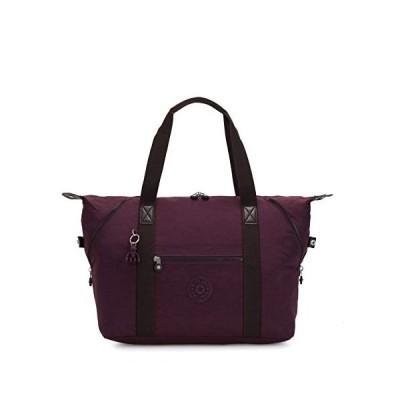 Kipling Art M Luggage, 26 L, Dark Plum 並行輸入品