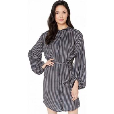 ビショップアンドヤング Bishop + Young レディース ワンピース ワンピース・ドレス Naomi Belted Dress Stripe