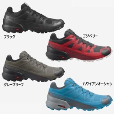 【送料無料】 サロモン Salomon メンズ スピードクロス SPEEDCROSS 5 登山靴 山登り シューズ トレイルランニング トレラン L40684000 L4