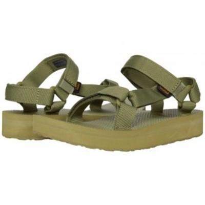 Teva テバ レディース 女性用 シューズ 靴 サンダル Midform Universal Olive Branch【送料無料】