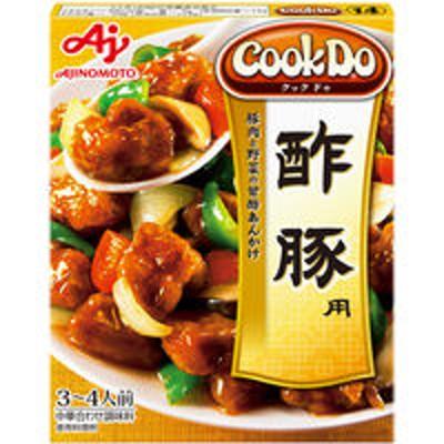 味の素味の素 CookDo(クックドゥ)酢豚用 140g(3~4人前) 1個
