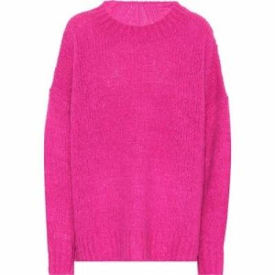 イザベル マラン Isabel Marant. Etoile レディース ニット・セーター トップス Sayers wool-blend sweater Pink Drop