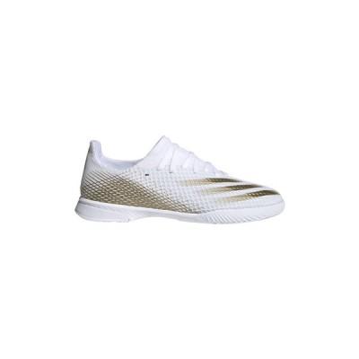 アディダス(adidas) インドアトレーニングシューズ ジュニア エックス ゴースト.3 IN インドア用 EG8225 フットサルシューズ サッカーシューズ (キッズ)