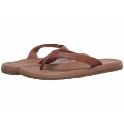Flojos フロホース レディース 女性用 シューズ 靴 サンダル Jersey Tan【送料無料】