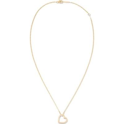 ラナ LANA JEWELRY レディース ネックレス ハート ジュエリー・アクセサリー Small Heart Pendant Necklace Yellow Gold/Diamond