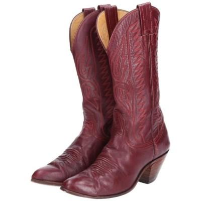 ノコナブーツ Nocona Boots ウエスタンブーツ 7.5B レディース24.5cm /saa004304