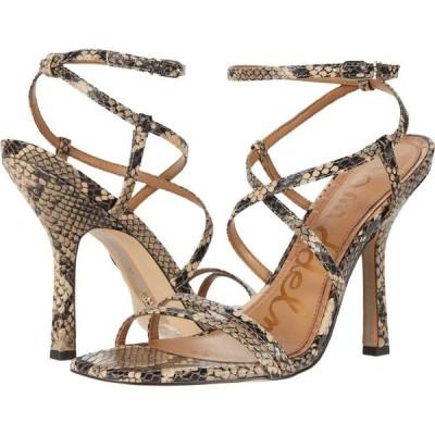 サム エデルマン Sam Edelman レディース サンダル・ミュール シューズ・靴 Leeanne Desert Multi Exotic Snake Print Leather
