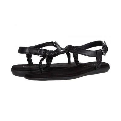 Aerosoles エアロソールズ レディース 女性用 シューズ 靴 サンダル Cedar Grove - Black