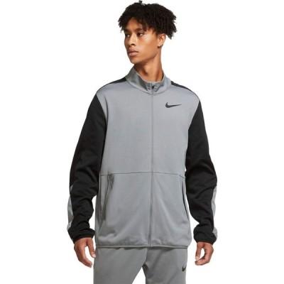 ナイキ Nike メンズ ジャケット アウター Epic Knit Jacket Smoke Grey/Black/Black
