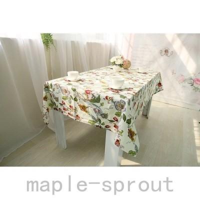 テーブルクロスダイニング食卓撥水洗濯可能大きいサイズおしゃれモダン手芸豪華生地