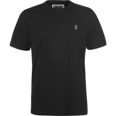 ソウルカル SoulCal メンズ Tシャツ トップス Signature T Shirt Black
