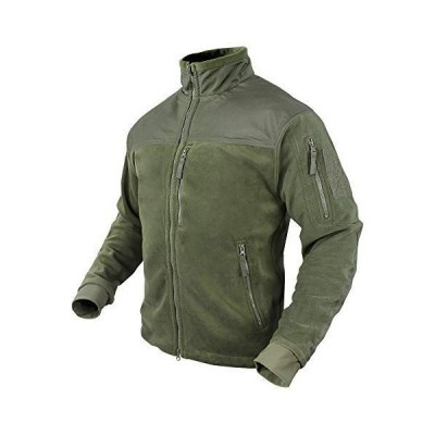CONDOR ALPHA FLEECE JACKET L OLIVE DRAB 601-001-L