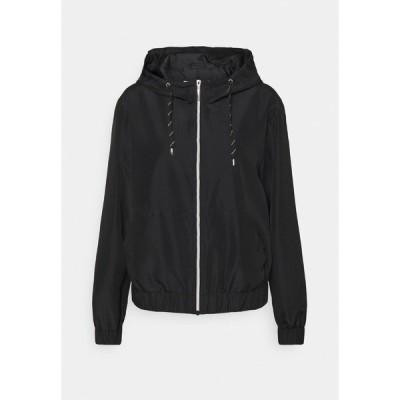 オンリー ジャケット&ブルゾン レディース アウター ONLLOUISA SPRING JACKET - Summer jacket - black
