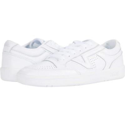 ヴァンズ Vans メンズ シューズ・靴 Lowland CC Leather) True White/True White