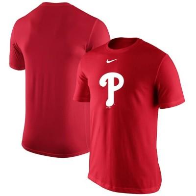 ナイキ メンズ Philadelphia Phillies Nike Legend Batting Practice Primary Logo Performance T-Shirt Tシャツ 半袖 Red