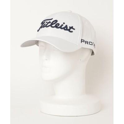 Titleist/ FootJoy / ツアーエリートキャップ LXL-BW MEN 帽子 > キャップ
