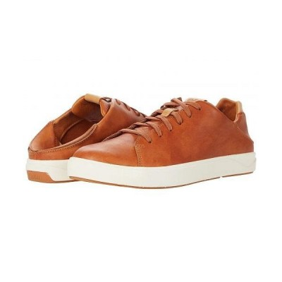 Olukai オルカイ メンズ 男性用 シューズ 靴 スニーカー 運動靴 Lae'ahi Li'lli - Fox/Fox