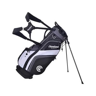 Cleveland Golf Stand Bag Blk/Charcoal/Wht【並行輸入品】