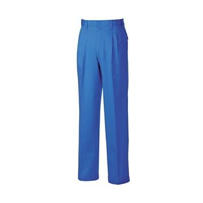 SOWA(ソーワ) ツータックスラックス ブルー 73サイズ 6119