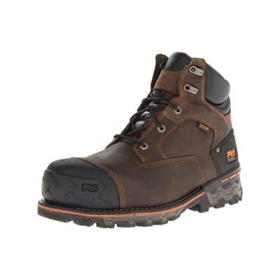 Timberland PRO Men's Boondock 6 Inch Composite Safety Toe Waterproof Indust