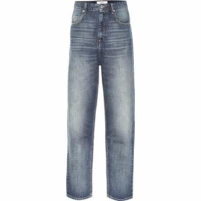 イザベル マラン Isabel Marant. Etoile レディース ジーンズ・デニム ボトムス・パンツ corsyj high-rise carrot jeans Blue
